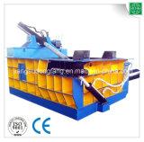Costipatore idraulico della pressa per balle per riciclare