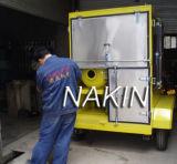 移動可能なトレーラーのタイプ変圧器オイルのクリーニングプラントまたはオイルの再生の清浄器