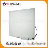 백색 색깔 600*600mm PMMA 실내 LED 위원회