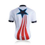 Hit-Feld-Hersteller-Polyester kundenspezifisches komprimierendes Jersey