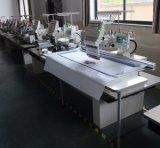 単一のヘッドコンピューター制御刺繍機械/大型のフラットキャップのTシャツの刺繍機械