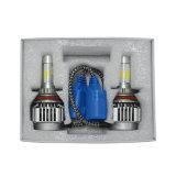 LEIDENE Koplamp V8 9004 HoofdBollen van de Auto van het Aluminium van de Spaanders van de MAÏSKOLF