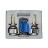 LED 헤드라이트 V-8 9004 옥수수 속 칩 알루미늄 차 헤드 전구