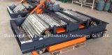Séparateur magnétique permanent de courroie en acier d'armure de Rcyk/fer charbonnier de machine et usine en acier