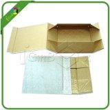 Faltbare PappWholesale magnetische Geschenk-Kästen mit Abdeckstreifen-Schliessen