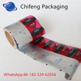 Pellicola di rullo Custom Designed di imballaggio per alimenti della plastica laminata del di alluminio del fornitore