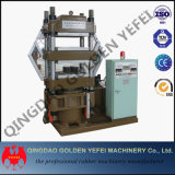 Vulkanisierenpresse-Heizungs-Vorlagenglas-Gummiformteil-Maschine