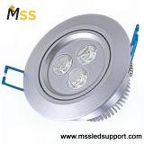 Luz de techo de Dl1w3 LED Downlight/LED
