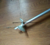 Гальванизированный выкованный анкер винта оборудования Helix верхнего качества 3/4' земли металла