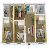 Полуфабрикат снабжение жилищем контейнера стандарта 20FT стальной структуры