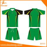 De aangepaste Uniformen van het Badminton Subliamtion met Slijtage de Van uitstekende kwaliteit van het Badminton