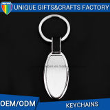 Corrente chave em branco anunciada para o Keyring dos presentes da lembrança
