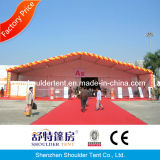 Outdoor Events、Wedding、Party、Exhibition、Warehouseのための1000年のSeater Aluminium PVC Coated Big Tent