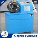 Máquina de friso da mangueira hidráulica elevada da potência do Finn de Efficency
