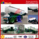 3 de Semi Aanhangwagen van Bulker van het Cement van assen