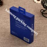 GroßhandelsVolum Satz China-druckte Plastikgeschenk-faltende Kasten-Standplätze