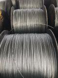 Corda galvanizzata elettrotipia del filo di acciaio