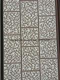Доска изоляции металла декоративная
