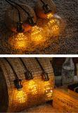 Bulbo novo do filamento para a decoração Luminaria do Natal