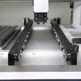 PCBアセンブリ生産ラインのための48の巻き枠の送り装置が付いている視覚4ヘッドSMT機械