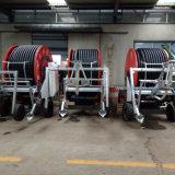 Sistema de irrigação Energy-Saving eficiente elevado do carretel da mangueira com crescimento