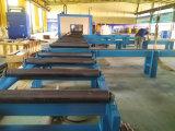 Corte de acero del canal del ángulo de haces y máquina que hace frente para el fabricante de acero