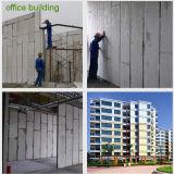 Isolation interne et externe de mousse structurale bon marché de mur de plafond