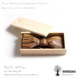 Allumette en bois faite sur commande de Hongdao la petite ouvre le cadeau glissant le _E de prix bas de cadre de couvercle