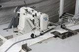 Máquina de coser de la cremallera del colchón
