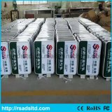 Vácuo plástico de China que dá forma ao fabricante da caixa leve