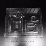 Caixa de empacotamento cosmética plástica/caso de PVC/PP/PS