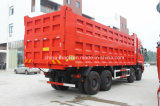 Dongfeng 385 HP 8X4のダンプカー(高い屋根)の重いダンプトラックまたは重いダンプトラックまたは重い貨物自動車または重いダンプカー