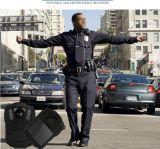 新製品携帯用HD小型DVRの警察のボディによって身に着けられているカメラ