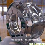 アルミニウム車輪のトラックのためのトラックによって造られるポーランドの合金の車輪の縁