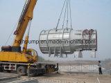 Horizontale versenkbare Strömung-Pumpe für große Kapazitäts-Wasser-Entwässerung