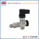 Transmisor de presión de la bomba de agua certificada Ce