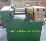 Machine de laboratoire et moulin de mélange en caoutchouc de laboratoire
