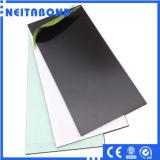 El panel compuesto de aluminio 3m m del espejo de los materiales de construcción 4m m