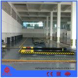 Flache große Plattform Scissor Ausrichtungs-Aufzug