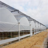 Invernadero resistente ULTRAVIOLETA de la película plástica de 200 micrones/invernadero del Pep