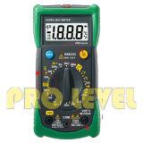 As contagens do profissional 2000 Pocket o multímetro digital (MS8233C)