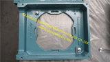 모터 부속 3gzf274035-1를 위한 철 주물을%s 가진 끝 상자