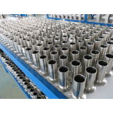 Coude d'acier inoxydable/constructeur sanitaires de courbure