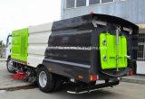 Isuzu neue Straßen-Kehrmaschine des Entwurfs-4X2 8 Cbm 8 Tonnen Straßen-saubere LKW-