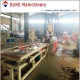 Comitato di soffitto del PVC che fa macchina espulsore lavorare (SJSZ)