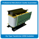 CNCのための1.5kVA三相コアタイプ単巻変圧器