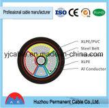 Cabo distribuidor de corrente padrão 240mm2 do IEC 0.6/1kv Yjv/Yjlv/Yjv22/Yjlv22 XLPE
