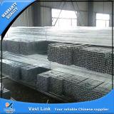 ERW heißes eingetauchtes galvanisiertes quadratisches Stahlrohr