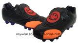 子供のサッカーの屋内靴ジュニアのフットボールのブート(415-6507)