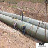 - 40° Tubo resistente della proprietà FRP RPM di temperatura